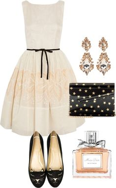 Holiday Outfit 5 - Celebrate in style
