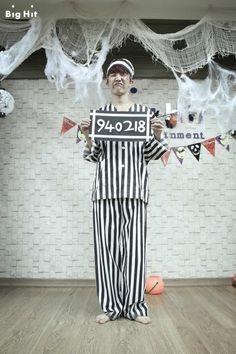 J-Hope - Halloween 2014