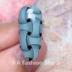 Nail Art✰A Fashion Star✰ nail nailart ネイル naildesign nailswag nailpolish nailstagram ジェルネイル ногти manicure маникюр гельлак gelnail instanails ネイルアート дизайнногтей 797981627708840925 Pretty Nail Art, Cute Nail Art, Beautiful Nail Art, Cute Nails, Nail Art Designs Videos, Nail Art Videos, Cool Nail Designs, Gel Polish Designs, Cute Acrylic Nails