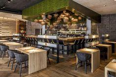 Restaurante Kisu, Tel Aviv, por Studio Yaron Tal