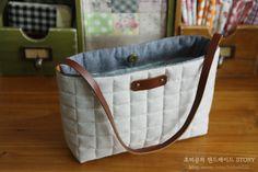 Mini Shoulder Bag Tutorial