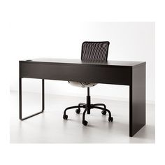 Ikea Computer Desk Workstation Blackbrown MICKE 60244745 * Want to know more, click on the image.Note:It is affiliate link to Amazon.