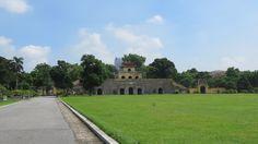 La Ciudadela Imperial de Thang Long (Hanoi) http://conmimochilacuestas.blogspot.com.es/