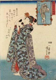 Utagawa Kuniyoshi 歌川国芳