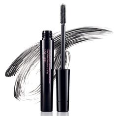 Customize your lashes? That's right-;this innovative brush delivers two different looks with a quick twist! Brush on the non-smudging, non-clumping formula to build full, flirty lashes or turn the top of the wand for a brush that literally lengthens before your eyes, enabling it to define and separate lashes. 0.25 fl . Oz.