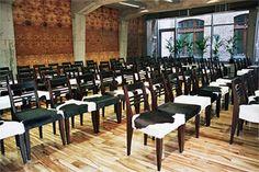 Realisation Shops, Conference Room, Chair, Furniture, Home Decor, Living Room Modern, Bar Stool, Lunch Room, Essen
