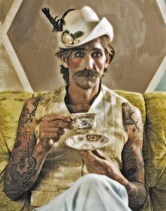 çaya beklerim sizi beyfendi
