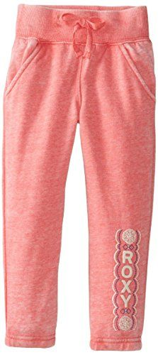 Roxy Little Girls' TW Paddle Logo Sweatpant $29.99 (17% OFF)