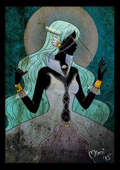 .crystal princess sailor aluminium siren by mimiclothing on DeviantArt