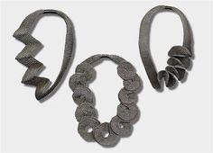 Makiko Tada - 3 Kumihimo necklaces