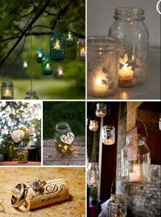 I just LOVE mason jars!!