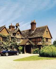 Wow....Langshott Manor Exterior