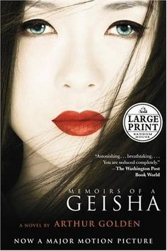 "Review for ""Memoirs of a Geisha"" - Reading to Distraction"