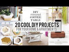 20 Cool Home decor DIY Project » diyprojecthacks.com