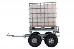 Cargo trailers - ATV accessories - Iron Baltic