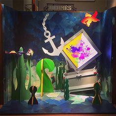 WEBSTA @ rooshadshroff - Hidden treasure under water - Silk Universe // Window…