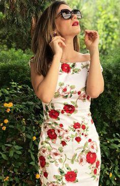 Cold Shoulder Dress, Casual, Female Celebrities, Dresses, Fashion, Vestidos, Moda, Fashion Styles, Dress