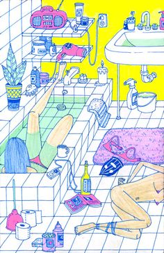 Kristen M. Liu - I haven't taken a bubble bath in ages.
