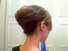 Half up and Up do hair style