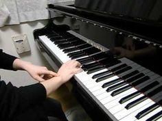 和音を弾いた時の力の抜き方レガート、スタッカート - YouTube