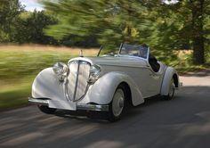 Audi 225 Front Roadster de 1935.