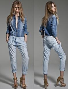 Poker trousers - New Darya shirt