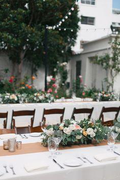 Garden Wedding at the Darlington House Wedding Table Flowers, Wedding Centerpieces, Wedding Decorations, Flower Table, Table Wedding, Centrepieces, Wedding Reception, Garden Wedding, Our Wedding