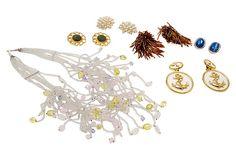 1980s Jewelry Collection on OneKingsLane.com