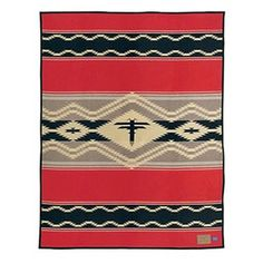 Shop for Pendleton Southwestern Water Indian Wool Blanket. Get free shipping at…