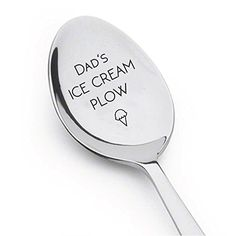 Dad's Ice Cream Plow - Valentines Day Gift Dad- Ice Cream Lover - Cute Unique Gift - Best Selling Item - Gift for Him -Gift for Her Boston Creative company LLC http://www.amazon.com/dp/B01AK5PWZC/ref=cm_sw_r_pi_dp_lY4Rwb0Y8MBC3