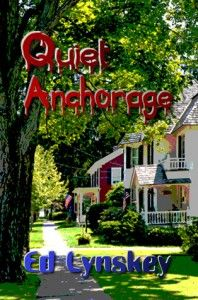 Front cover of my first cozy mystery in the Isabel & Alma Trumbo Series.