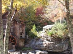 Mill in the fall.