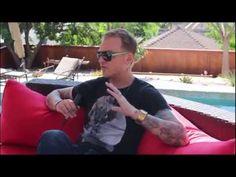 Matt Skiba of Alkaline Trio interview