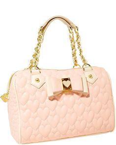 I loooooove this Betsy Johnson Bag!!!!
