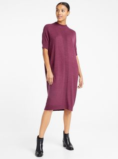 Collection from canadian designers for Women at La Maison Simons online Store. Shop the hottest styles and trends in clothing and accessories for COLLECTIONS. Designer Collection, Pulls, Designing Women, Wool Blend, Fashion Brands, Cold Shoulder Dress, Clothing Accessories, Model, Sweaters