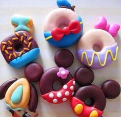 Disney Donuts - Totally sweet little things