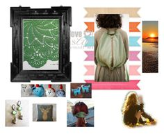 """""""Nuova collezione Etsy"""" by acasaconmanu ❤ liked on Polyvore featuring art"""