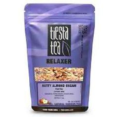 Tiesta Tea Almond Creme Herbal (6x2.5oz )