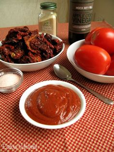 Raw Tomato Sauce (Ketchup) Recipe - Eating Vibrantly