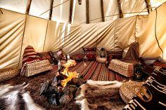 Luxury Tents Canada