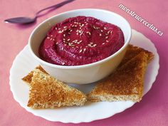 Mediterranean Recipes, Taste Buds, Grapefruit, Dips, French Toast, Healthy Recipes, Healthy Food, Breakfast, Ethnic Recipes
