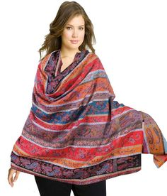 Super Drool Woolen Shawls For Women Stay Warm, Warm And Cozy, Shawls, Stuff To Buy, Shopping, Women, Fashion, Moda, Fasion