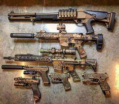 Guns Firearms Weapons: Never enough Weapons Guns, Guns And Ammo, Custom Guns, Military Guns, Fire Powers, Assault Rifle, Cool Guns, Firearms, Shotguns