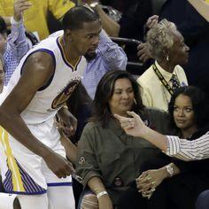 Rihanna and KD
