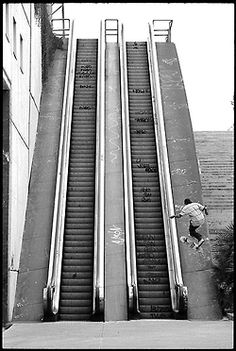 #stairs #ladders #skateboarding