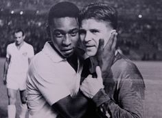 "Pelé: ""If he lives today, in the television and internet's age, Puskás would be the biggest footballer, not just on the Earth, but on the Moon too. Football Awards, Football Icon, Football Stadiums, God Of Football, School Football, Budapest, Retro, Football Mexicano, Association Football"