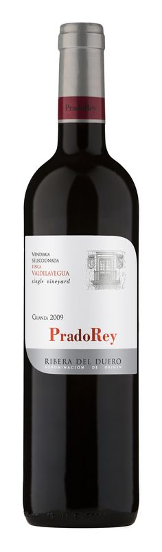 Prado Rey Crianza 2009 from Ribera del Duero made out of 100% Tempranillo by producer Real Sitio de Ventosilla