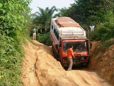 it may look like a road on the map but that isn't always the case..but with our hardy purpose built trucks most things can be overcome! #overlanding #dragoman