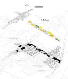 Etude urbaine - St Pierre-en-Faucigny : Nicolas Reymond Architecture & Urbanisme