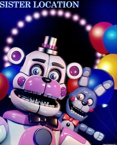 Funtime Freddy Poster by GamesProduction on DeviantArt
